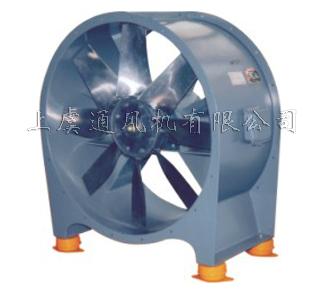 DTF可逆转地铁隧道轴流风机